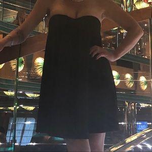 Victoria's Secret Dresses - Babydoll strapless dress